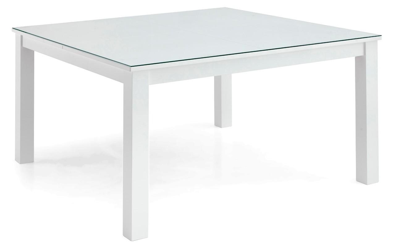 AAVA-ruokapöytä lasikannella