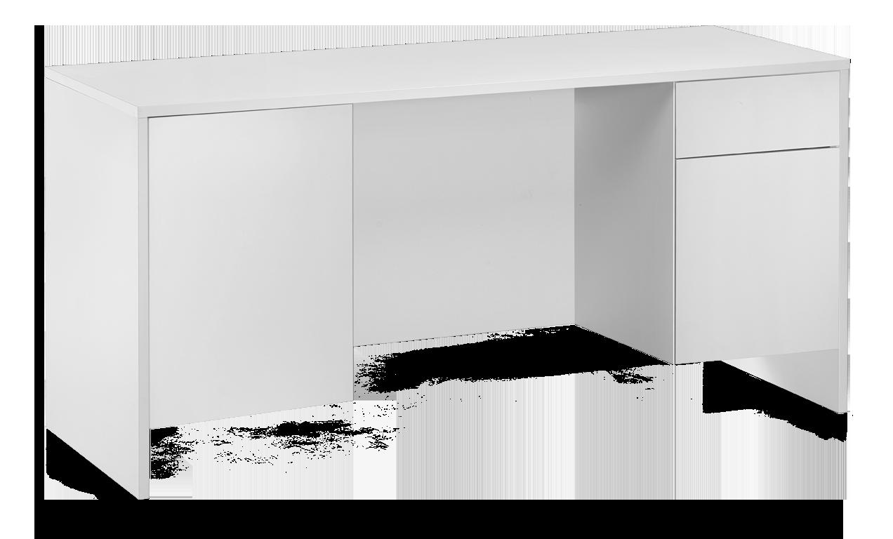 CHOICE-työpöytä kokoonpano 162 cm