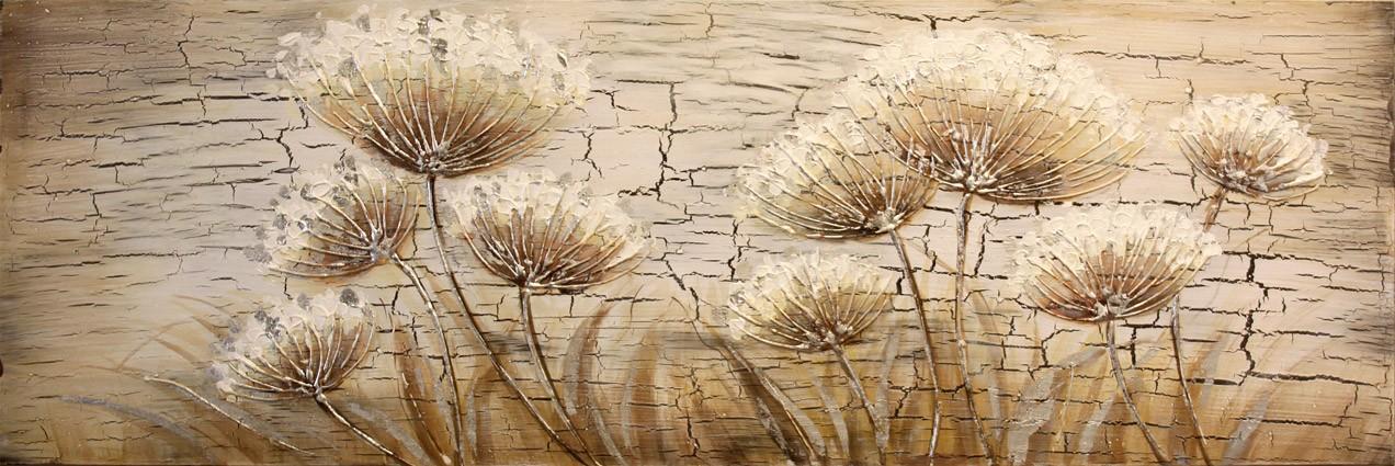 FLOWER FIELD -taulu