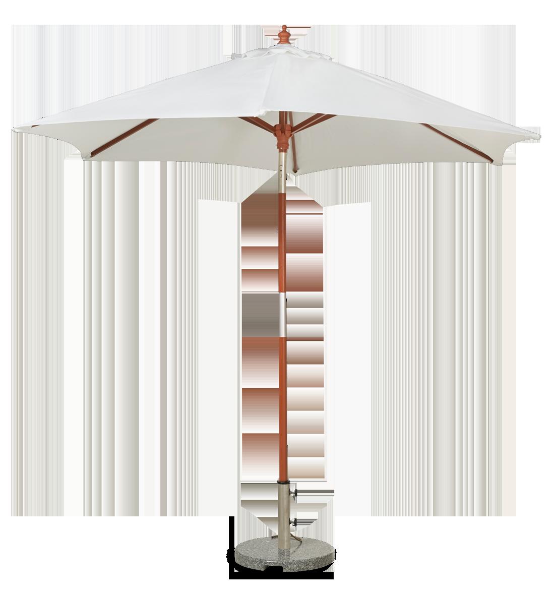 JAVA-aurinkovarjo 2,5 m