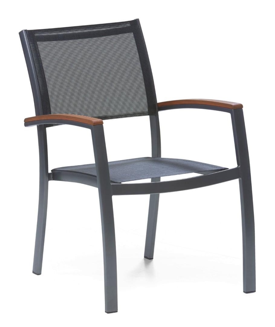 DELTA-tuoli textiline
