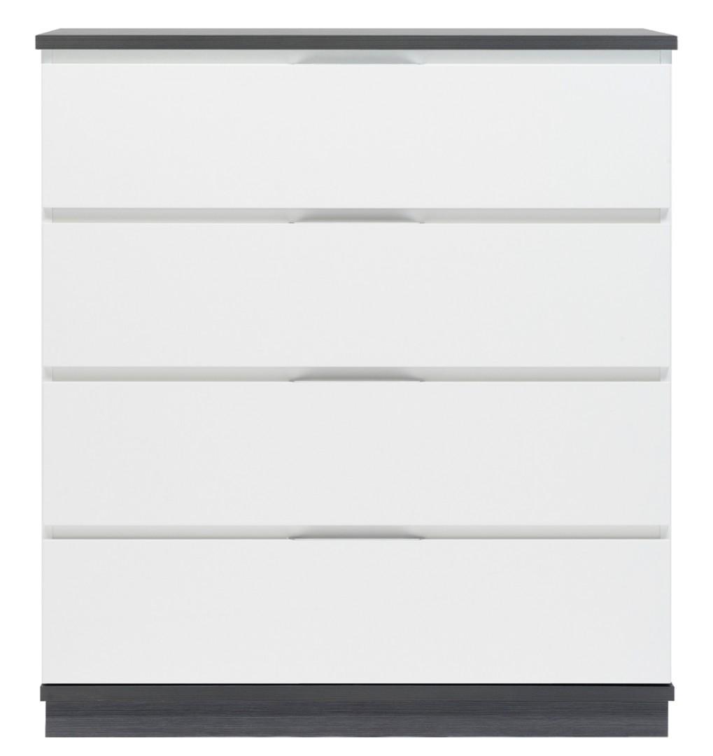 OTSO lipasto 92 cm (TummanharmaaValkoinen)