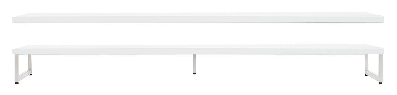 OTSO-kansi ja metallijalat 138 cm