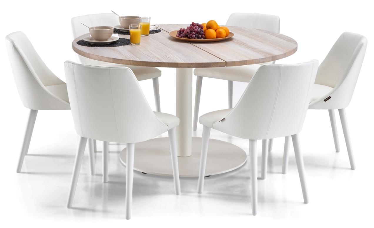 RONDO-ruokaryhmä 6 tuolilla