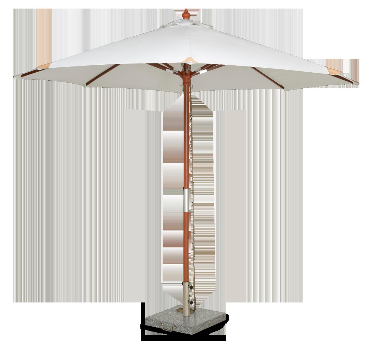SAHARA-aurinkovarjo, pyöreä, 3 m
