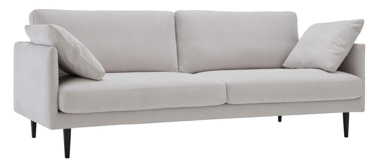 SUSANNA 3H sohva, kiinteä verhoilu
