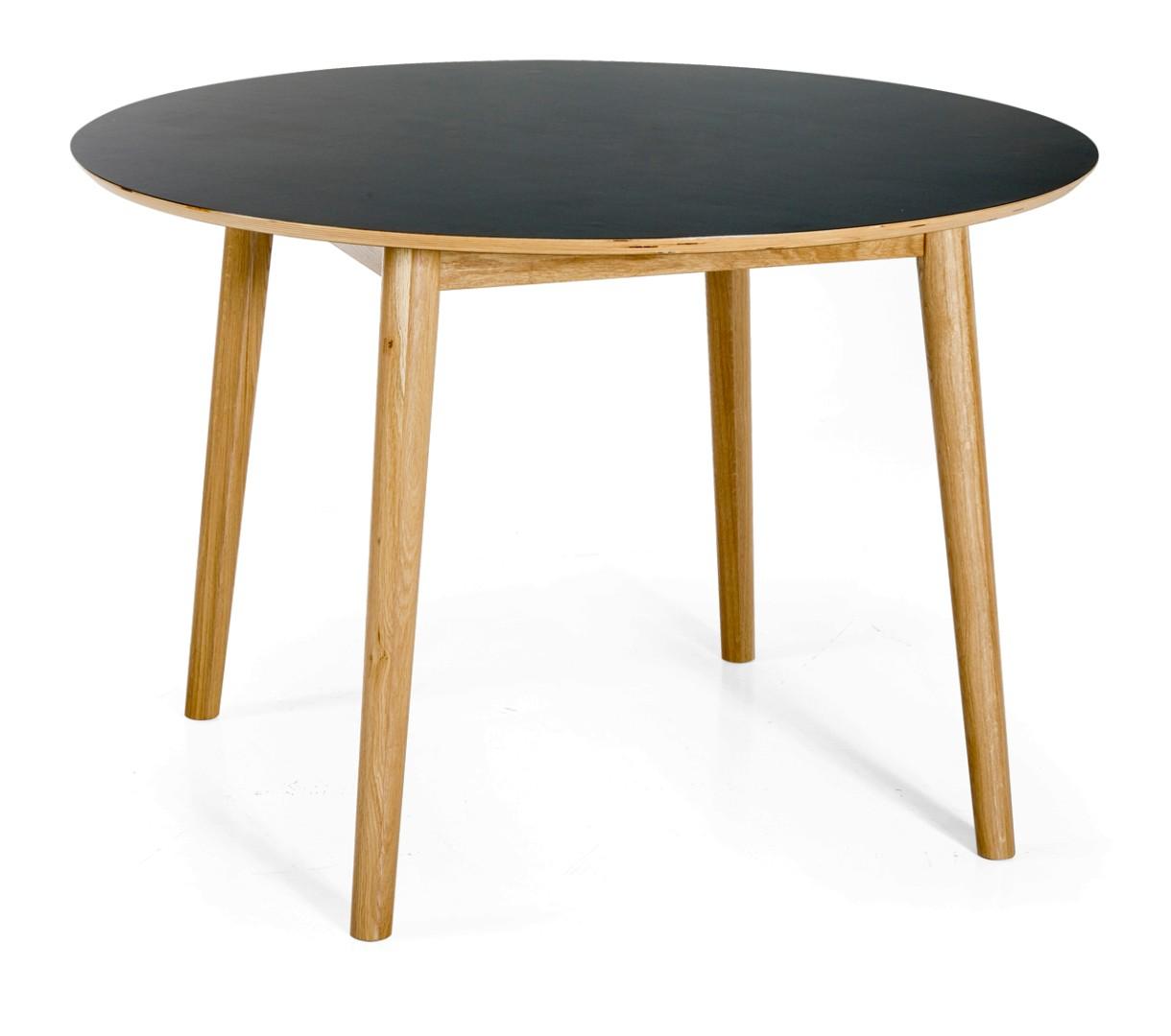 Jatkettava pyöreä ruokapöytä ja 4 tuolia Kuljetus