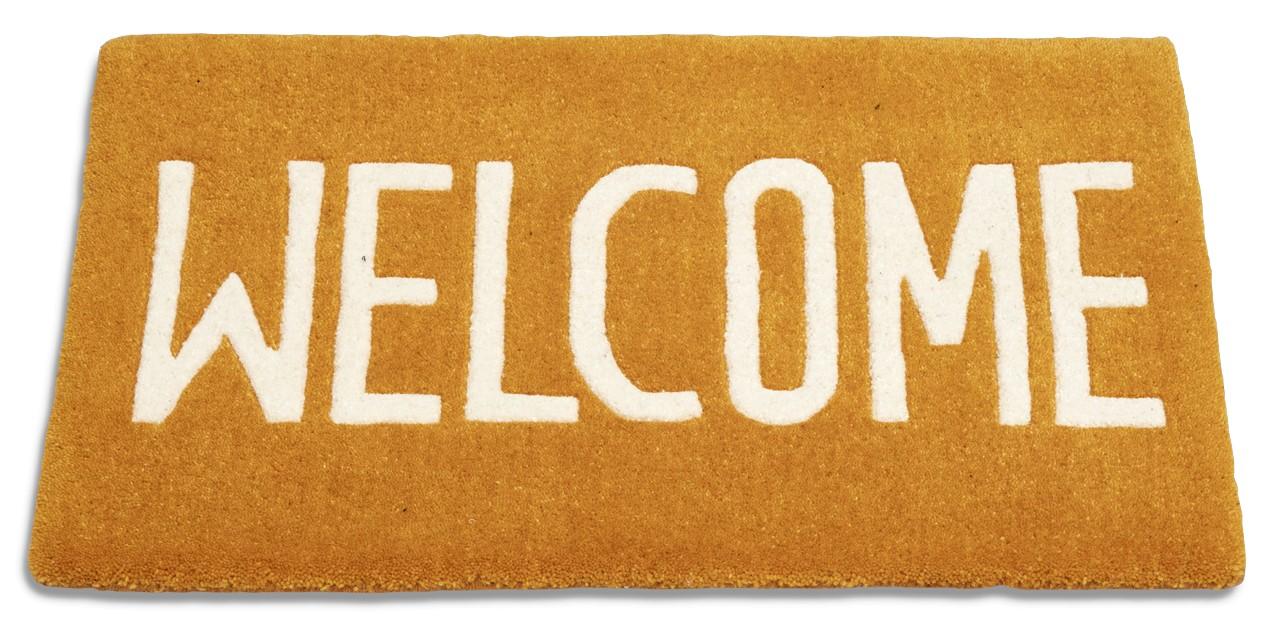 WELCOME-matto