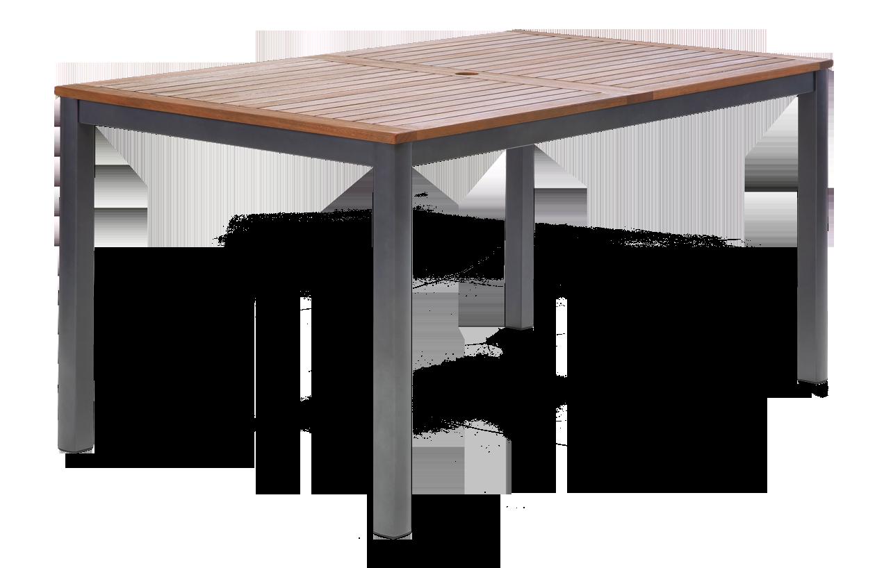 DELTA-pöytä 150 cm