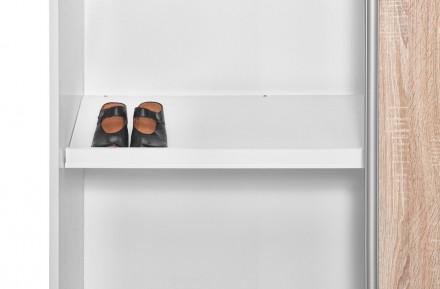 AURA-leveä kenkähylly