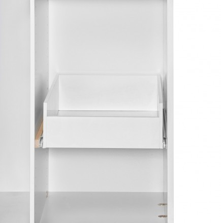 AURA-vetolaatikko, 45 cm syviin komeroihin
