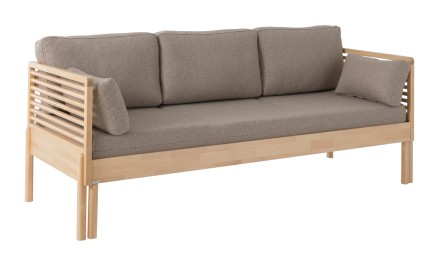 LENNU-sohvasänky 200 cm KANERVA-patjasarjalla