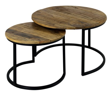 LOFTY-sarjapöytä 70 cm pyöreä