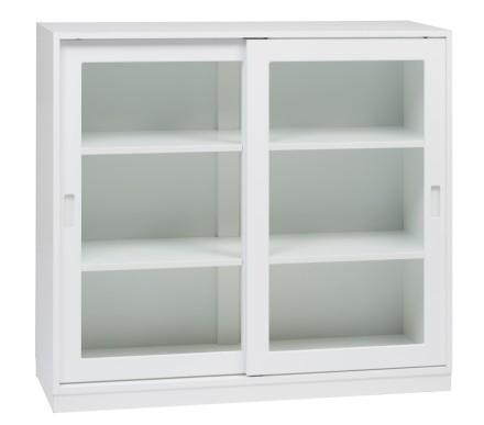 PALLAS-vitriinisarjan lasiovivitriini, alaosa, nro.V07L