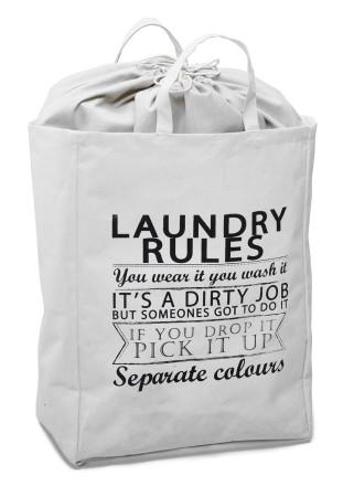 LAUNDRY-pyykkikassi