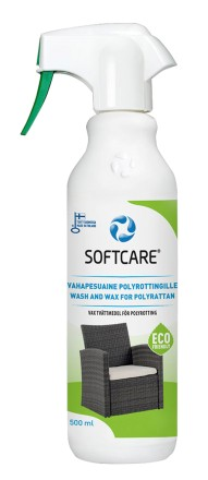 SOFTCARE vahapesuaine polyrottingille 500 ml