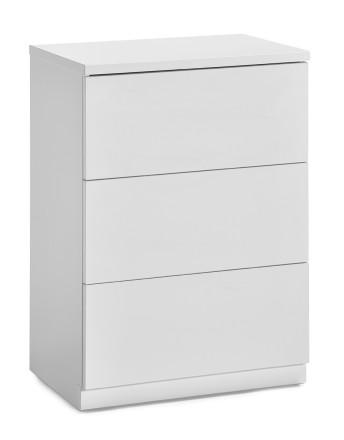 CHOICE-lipasto, 3-laatikkoinen, push-to-open