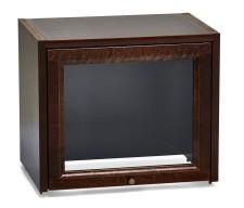 ASPÖ-vitriini 45 cm lasiovella