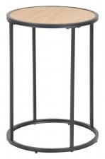BASIL-pyöreä apupöytä 40 x 40 cm