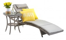 FIGO-pikkupöytä ja aurinkolaveri