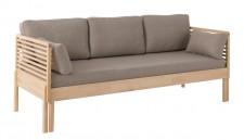 LENNU-sohvasänky 210 cm KANERVA-patjasarjalla