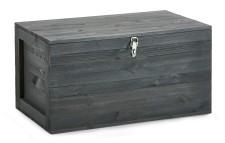 SAARISTO-kirstu L, edestä aukeava,välihyllyllä