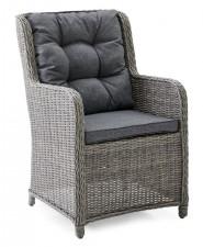 SOPHIA-tuoli käsinojilla